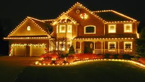 christmas light staple gun holiday lighting by chinook services