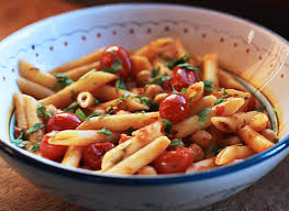 calabrian cuisine penne pasta with nduja sauce food forever
