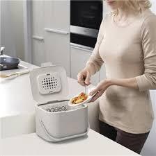 poubelle de cuisine tri selectif poubelle de cuisine tri sélectif modulable stack joseph joseph 4 l