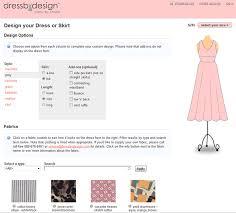 mode selbst designen kleider designtool dressbydesign auch offline individuelle mode