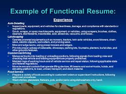 exle of a chronological resume barriers to employment danielle ralston ex offender employment
