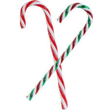 where to buy candy canes christmas house plastic candy ornaments 2 6 ct