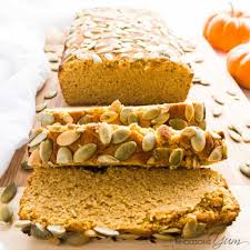 Pumpkin Food by Sugar Free Pumpkin Bread Low Carb Paleo