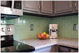 glass backsplash tile ideas for kitchen special green subway tile kitchen backsplash ceramic wood tile