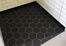winc hexagon black 15x15 sqm floor tiles tiles our products