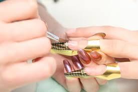 crystal bling acrylic sculptured nails kosti beauty blog