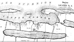 Namekagon River Map April 2016 Chequamegon History