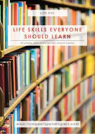 Skills For Housekeeping 48 Life Skills Everyone Should Learn Life Skills To Master