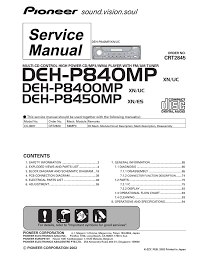 pioneer deh x6700bt wiring diagram pioneer discover your at deh