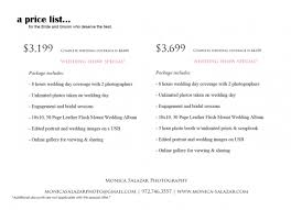 wedding photography packages wedding photography special offers bridal show specials dallas