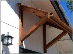 How To Build Window Awnings Step By Step Details For Making A Window Awning Downstairs