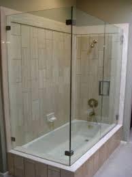 Glass Tub Shower Doors Tub Shower Enclosures