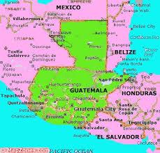 america map guatemala guatemala