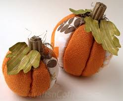 styrofoam pumpkins easy no sew burlap pumpkins for your fall decorating crafts n