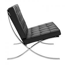 barcelona chair black shipped within 24 hours furnwise