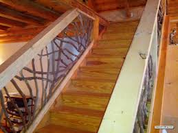 Wooden Stair Banisters Better Than Imagined Interior Balcony And Stair Wood Railing