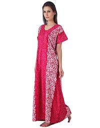 masha women u0027s cotton nighty nt3 7 amazon clothing u0026 accessories