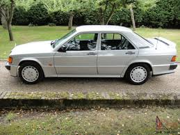 mercedes benz 190e 2 5 16 cosworth dogleg manual fmbsh better