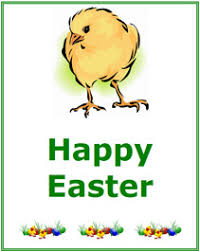 happy easter free printables kids easter greetings cards free