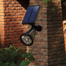 Garden Led Solar Lights by Wholesale 4 Led Solar Powered Fence Gutter Light Outdoor Garden