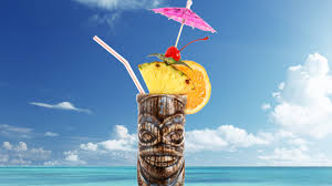 cocktail drinks on the beach the birth death and rebirth of tiki