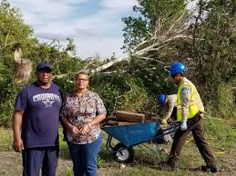 thanksgiving for auburn hurricane relief crew auburn journal