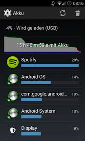 android incallui solved spotify for android causing battery drain