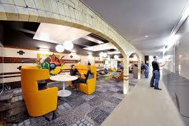 Google Hq Dublin Google Hub Zurich Google Office Architecture Technology