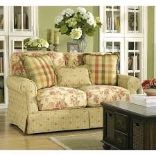 Plaid Living Room Furniture Extraordinary Cottage Style Couches High Resolution