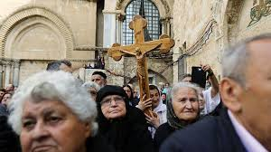 how do europe s christians celebrate maundy thursday euronews