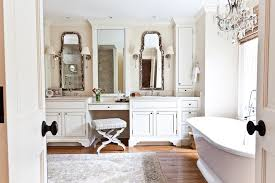 Makeup Vanity Bathroom Contemporary Makeup Vanity Bathroom Beach Style With Wall Sconces