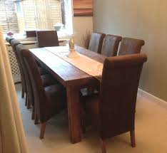 brown leather dining room chairs modern chair design ideas 2017