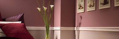 Chair Rail Ideas For Dining Room A White Two Tone Chair Rail Moulding On A Wall Ideas For The