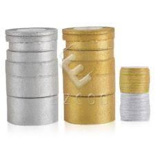 metallic gold ribbon metallic ribbon ebay