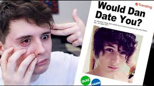 dan takes quizzes about himself youtube