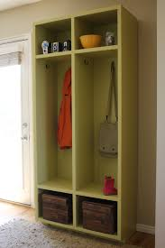 Entryway Locker System Awesome Mudroom Storage Woodworking Plans Roselawnlutheran