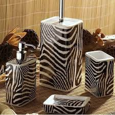 safari bathroom ideas 29 best accesorios de baño images on bathroom