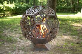Sphere Fire Pit by Inspirational Stock Of Modern Fire Pits Furniture Designs