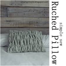 White Bedroom Throw Pillows Smartgirlstyle Bedroom Makeover Throw Pillows