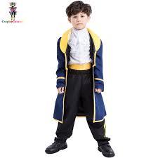 boy costumes charming aristocrat kids costumes royal prince boy