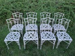 Vintage Cast Aluminum Patio Furniture - antique and vintage garden furniture plain u0026 elegant antiques