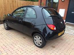 2002 ford ka for parts or spares read info in knowle bristol