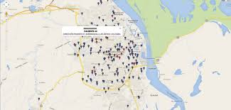 Google Maps By Coordinates Development And Use Of An Application Programming Interface