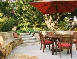 Patio Concrete Designs Concrete Patio Pictures Gallery Landscaping Network