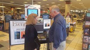 Barnes And Noble In Burbank James V Jacobs Writer