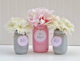 pink and grey baby shower baby shower decorations baby shower decor pink and grey blue