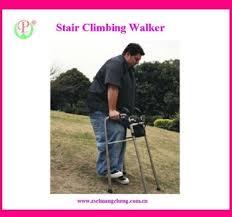 perfect design aluminum multi functional walking aid elderly and