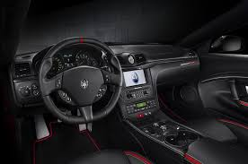 maserati red and black 2014 maserati granturismo grancabrio mc gain centennial editions
