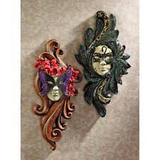 unbranded resin decorative masks ebay