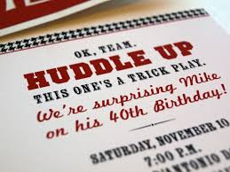 examples of surprise 50th birthday party invitations birthday